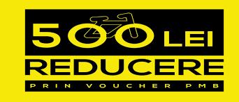 Magazin de biciclete de unde se pot cumpara biciclete cu voucher de la Primarie