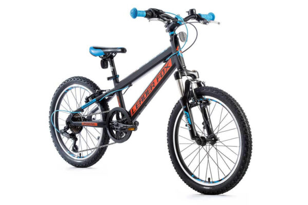 Bicicleta Leader Fox Baddy - negru