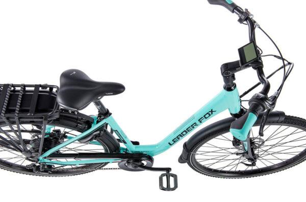 Bicicleta electrica de oras Leader Fox Induktora