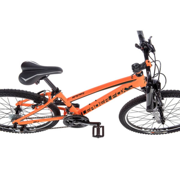 Bicicleta de copii MTB 24 Leader Fox Spider Girl