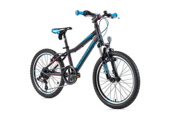 Bicicleta Leader Fox Santy Boy - negru
