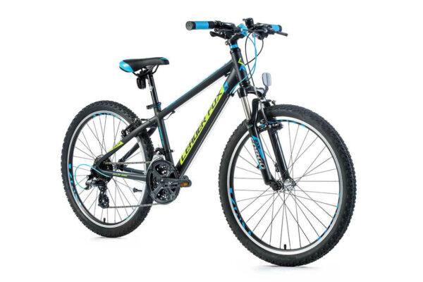 Bicicleta de copii Leader Fox Spider Boy - negru