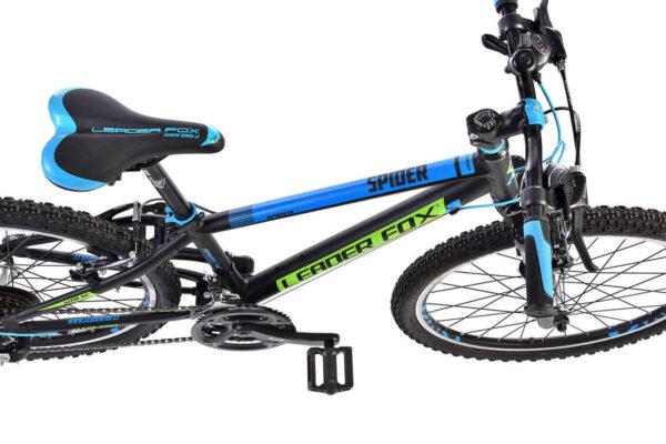 Bicicleta de copii Leader Fox Spider Boy