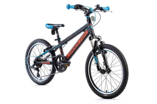 Bicicleta Leader Fox Baddy - negru