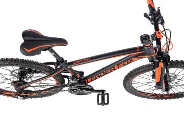 Bicicleta Leader Fox Capitan Boy - portocaliu