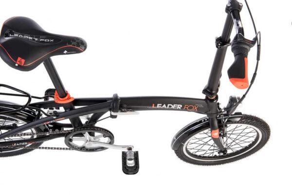 Bicicleta pliabila Leader Fox Dixi