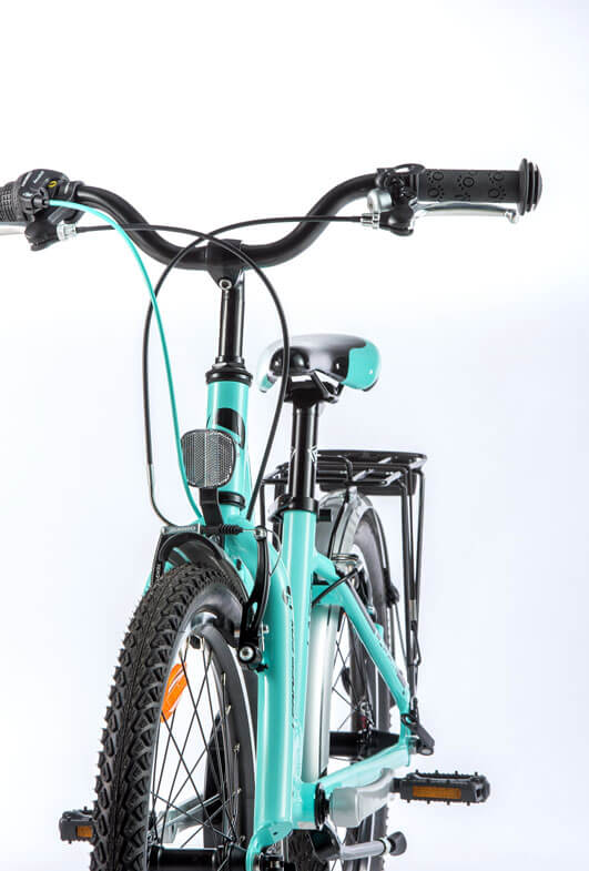 Bicicleta fete Leader Fox Lassie