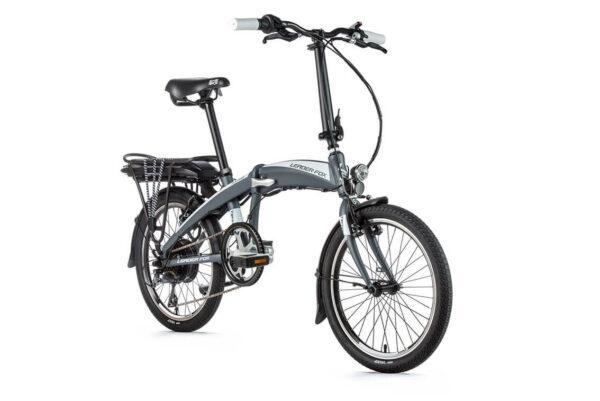 Leader Fox Tifton - bicicleta pliabila electrica