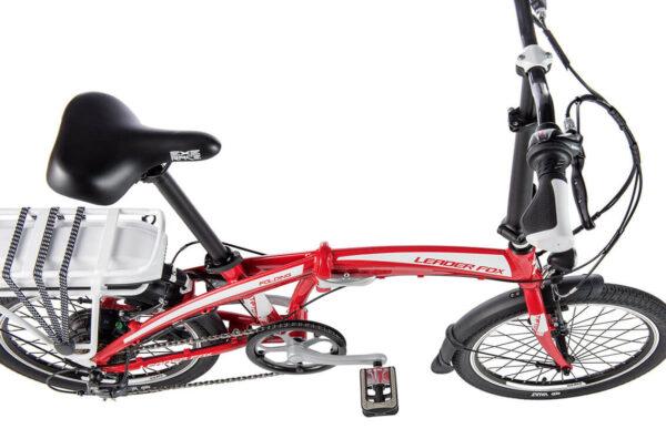Bicicleta pliabila Leader Fox Tifton