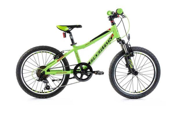 Bicicleta de copii Leader Fox Santy Boy - verde