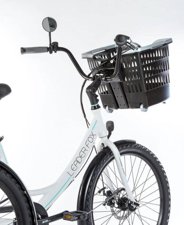 Tricicleta pentru adulti Leader Fox Bormio