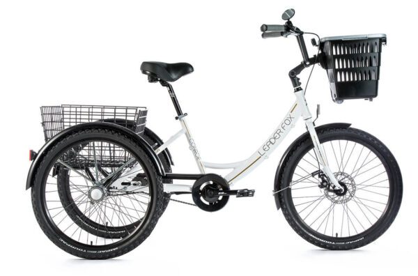 Tricicleta de adulti Leader Fox Conroe